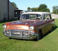 1957 Chevy 210 wagon - Jims59.com