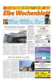 Altona Kw29 2014 By Elbe Wochenblatt Verlagsgesellschaft Mbh