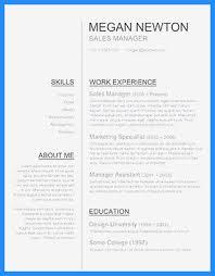 Modern Resume Template Word Format Modern Resume Layout Resume Sample 2019