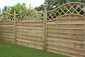 image of pressure treated wood fence panels wire garden fence panels70 fence