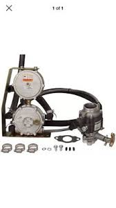 TOYOTA FORKLIFT LP-GAS 4Y 4 Y Engine Upgrade Kit Impco Replacement ...