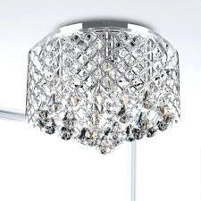 crystal flush mount chandelier chrome crystal flush mount chandelier ping big s on designs flush crystal flush mount chandelier