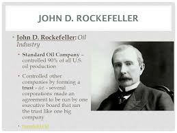 the expansion of industry big business and labor ppt  20 john d rockefeller