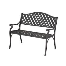 metal patio chairs. Fullsize Of Great Legacy Aluminum Patio Bench Metal Furniture Outdoor Benches Chairs Home Depot A
