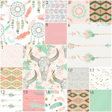 Dream Catcher Crib Bedding boho crib bedding 100 images baby s first 100 boho 100 piece crib 46