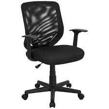 mesh office chairs flash furniture lf w 95a bk gg mid