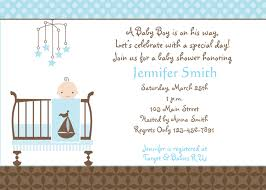 baby shower party invitations ideas baby boy shower invitations printable