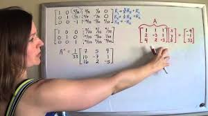 solving 3 equations 3 unknowns method 4 part 2 of 2 matrix equation and inverse matrices you