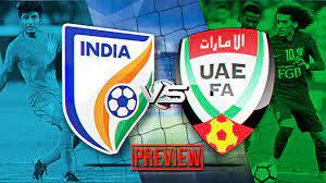 India Vs Uae Football