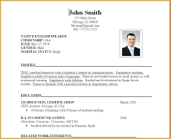 Sample Employment Resume Sample Resume For Employment Joefitnessstore Com