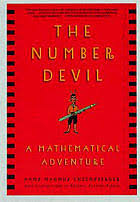 The Number Devil book cover