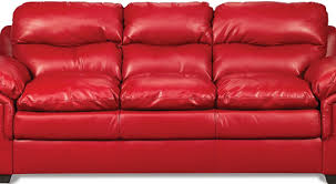 sofa small red leather sofa sectional tufted red leather red leather sectional sofa 540x296 032e