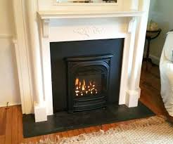 can you convert gas fireplace to wood log burner