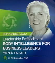 Body Intelligence for Business Leaders with Wendy Palmer – Leadership  Embodiment