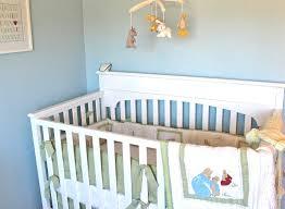 peter rabbit baby nursery classic bunny potter crib bedding room ideas