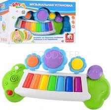 Игрушка <b>S</b>+<b>S Toys Бамбини</b> - купить в Москве по выгодной цене