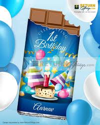 personalize bar return gifts photos dombivli east mumbai chocolate manufacturers