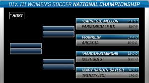 Womens Soccer To Travel To Carnegie Mellon For Ncaa Tournament