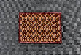 the shining overlook hotel carpet me patch redrum stanley kubrick iron on
