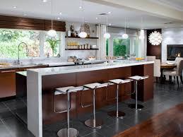 Large Kitchen Window Treatments HGTV Pictures  Ideas HGTV - Huge kitchens