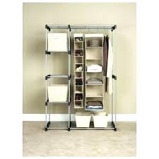 fabric closet organizer with drawers canvas s