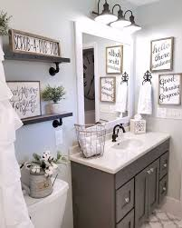 65 Guest Bathroom Makeover Ideas on A Budget