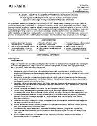 High Impact Resume Samples General Manager Resume Template Premium