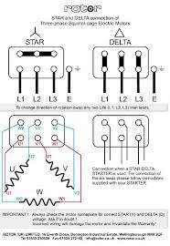delta wire diagram electric motor star and delta wiring and link connections diagram electric motor star and delta wiring