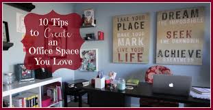 organized home office. How To Organize A Home Office - 10 Tips Keeping Style In Your Life YouTube Organized F