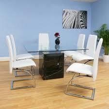 image modern home office desks. Briliant Idea Computer Office Desk Glass Shelves Ultra Modern Image Home Desks E