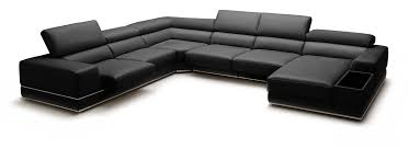 black sectional sofa. Wonderful Black Throughout Black Sectional Sofa A
