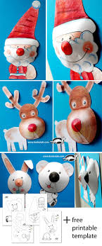 Christmas Arts And Crafts For Kids 219 Best Art Christmas Art Craft Ideas For Kids Images On
