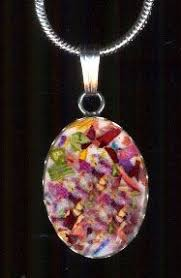 confetti style memorial flower jewelry memorial flower preservation flower preservation memorial flowers how