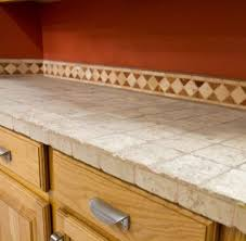Kitchen Countertop Tiles Slate Tile Countertops