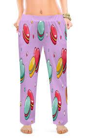 Женские пижамные <b>штаны</b> Печеньки. #2744350 по цене 1 499 ...