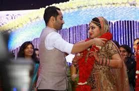 nazriya nasim marriage with fahadh fazil photos celebrity gossips