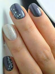 Simple Nail Art Designs Holiday Winter Nail Art Design To Copy Right Now 14 Bridal