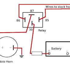 gorgeous bosch horn relay wiring diagram as well as wiring diagram Bosch Horn Relay Wiring Diagram relay marvellous how come nobody uses stock horn wiring for aftermarket horns? with wiring diagram for 7-Way Trailer Plug Wiring Diagram