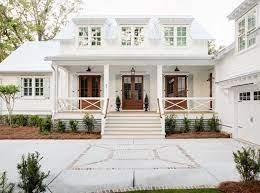a low country white coastal farmhouse