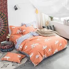 orange duvet cover queen cotton promotion for promotional orange duvet cover queen