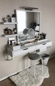 MakeupAddiction #Makeup #Vanity #IKEA  Vanity IdeasMakeup Table ...