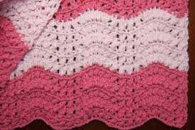 Double Crochet Ripple Afghan Pattern Adorable Crossed Double Crochet Ripple Blanket Afghans Crocheted My