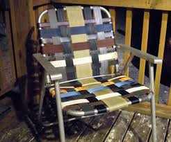 refurbished folding lawn chair with repurposed materials 10 steps with pictures