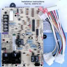 carrier control board