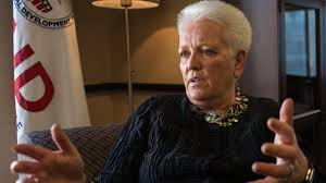 Interview: Gayle Smith, New Chief Of USAID, Means Business : Goats and Soda  : NPR