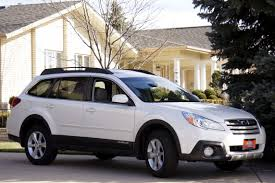 subaru outback 2014 white.  White 2014 Subaru Outback 25i Limited Review Intended White T