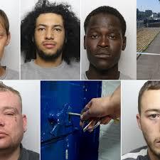 Locked up in Leeds in March - Burglars, arsonist, gunman and a rapist -  Leeds Live