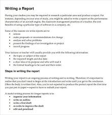format for report monthly s report templates sample sample report writing format 31 documents in pdf