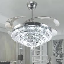 crystal chandelier ceiling fan led crystal chandelier fan lights invisible fan crystal lights with regard to crystal chandelier ceiling fan