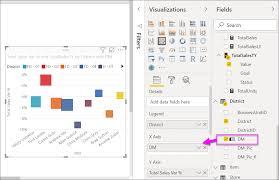 Microsoft Band 2 Size Chart Scatter Bubble And Dot Plot Charts In Power Bi Power Bi